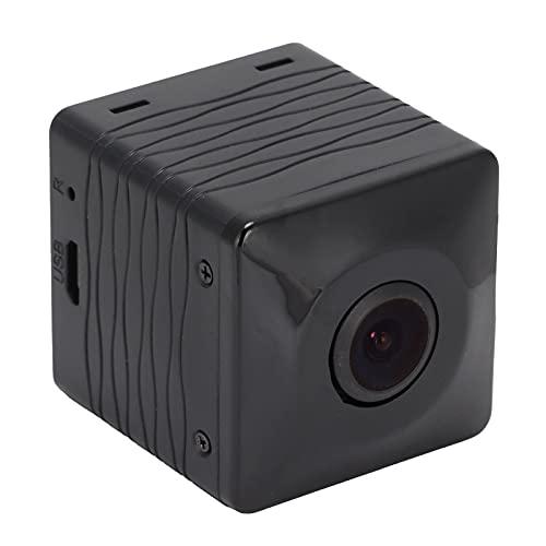Mini cámara de seguridad IP inalámbrica WiFi, cámara de grabación HD de 1920x1080, detección de movimiento y control remoto, memoria externa de 128 GB, para el hogar / oficina / cámara de salpicadero