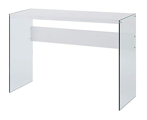 Convenience Concepts SoHo Console Table, White