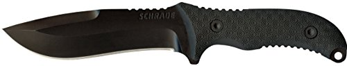 Schrade SCHF26 10.8in Stainless Steel Full Tang Fixed Blade Knife
