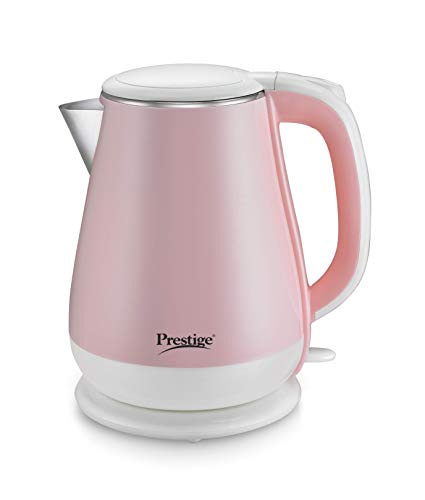 Prestige PCPK Electric Kettle, Pink,1.5 L