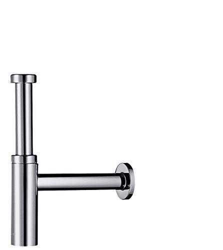 hansgrohe Siphon Flowstar S (Designsiphon für Waschbecken) chrom