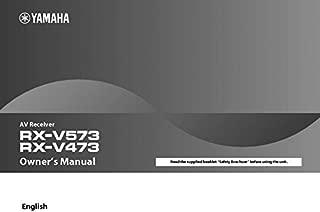Best yamaha rx rx v473 Reviews