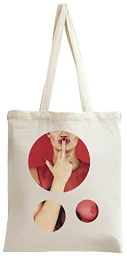 Punk Lady Fuck You Tote Bag