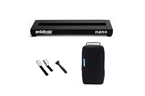 Pedaltrain Nano (PT-NANO-SC エフェクター用ペダルボード&ソフトケース付属モデル) 並行輸入品