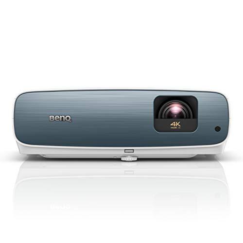 BenQ TK850 UHD Heimkino Projektor DPL 3840x2160 4K UHD 3000 ANSI 30000:1 HDMI USB, weiß grau