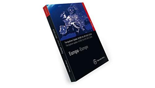 W204 Europa Navigation DVD Audio 50 APS - 2017/2018 A2048271900