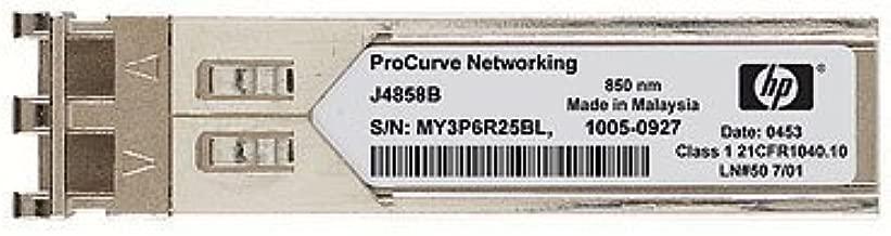 HP JD118B X120 1Gb SFP LC SX Transceiver