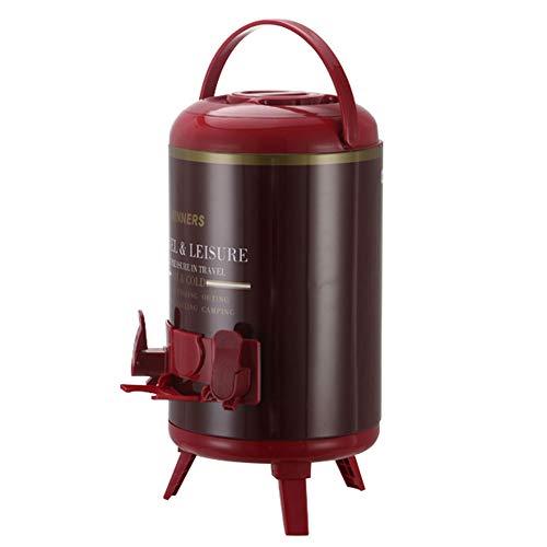 Dispensador de Agua Caliente y Fria, 6L/8L/10L, Hervidor de Bebidas Te
