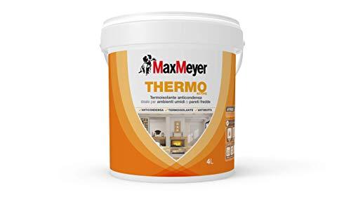 MaxMeyer Pittura per interni Termica Thermo Active BIANCO 4 L