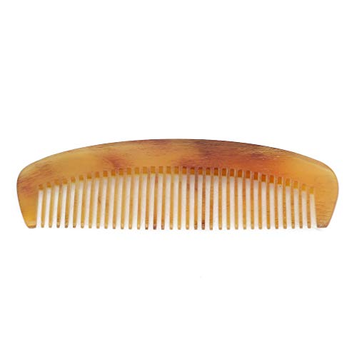 HENGSONG Peigne À Cheveux Pour Démêler - Peigne En Bois À Dents Larges Pour Cheveux Bouclés - Pas De Peigne En Bois De Santal En Bois Naturel Statique Pour Femmes, Hommes, 12#