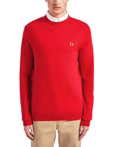 Fred Perry K7601 Jersey Mann RED L