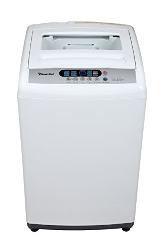 Magic Chef MCPMCSTCW16W3 MCSTCW16W3 1.6 cu. ft. Topload Compact Washer, White