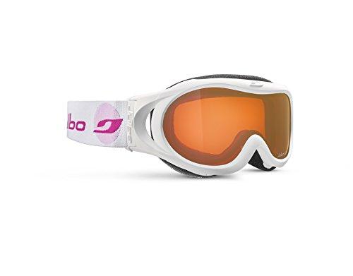 Julbo Astro skibril met fotochromatisch display, voor dames, wit/roze, maat S