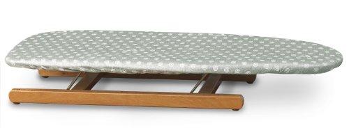 Arredamenti Italia strijkplank STIROSVELTO, hout - inklapbaar - verstelbaar - kleur: kersenhout