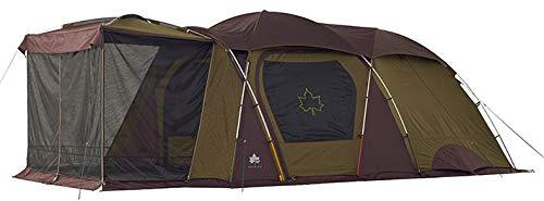 画像2: LOGOS(ロゴス)の「3ルームテント」をご紹介 大人気テントがさらにパワーアップ!