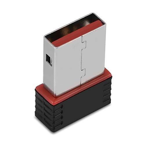 Adaptador de Red de Adaptador WiFi de 150 Mbps para computadora para computadora portátil