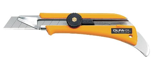 Olfa Touch Cuchillo tk-4y Color Amarillo Modelo 9535-9535, Amarillo
