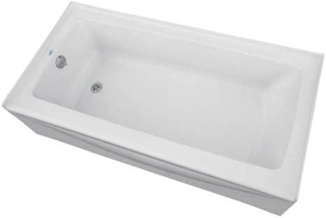 Proflo Pfs6030rskwh Proflo Pfs6030rsk 60 X 30 Soaking Bathtub For Alcove Installation Amazon Com
