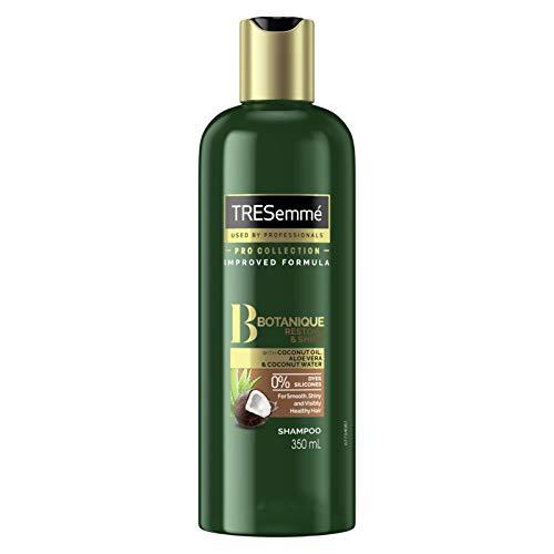 TRESemmé Expert Selection Botanique Shampoo Restore and Shine with Coconut Milk and Aloe Vera, 350ml