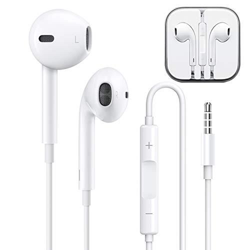 Auriculares, Auricular con Cable, Auriculares con micrófono y Control...