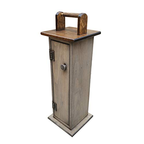 Top 10 best selling list for amish pine bathroom toilet paper holder