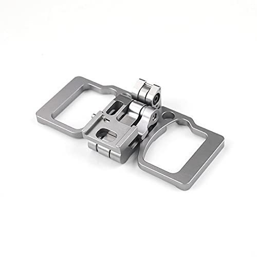 HUANRUOBAIHUO Mini Controller Mavic Drone Support métallique for DJI AIR Mavic Support télécommande 2/1 Phone Tablet Moniteur Clip Quadrocopter Zubehör (Color : Bundle 2)