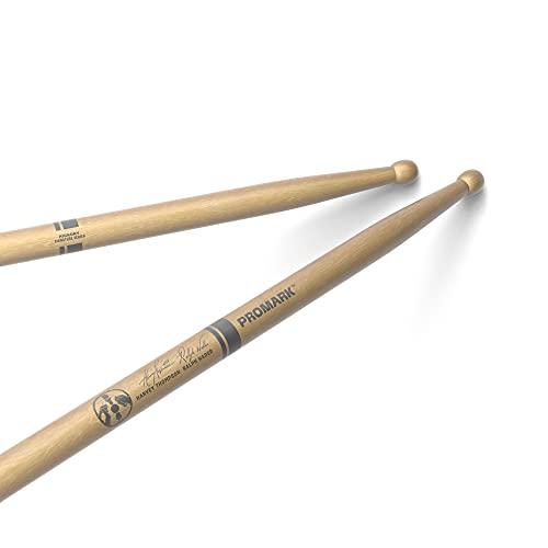 ProMark BYOS Hickory Drumsticks, Wood Tip, One Pair