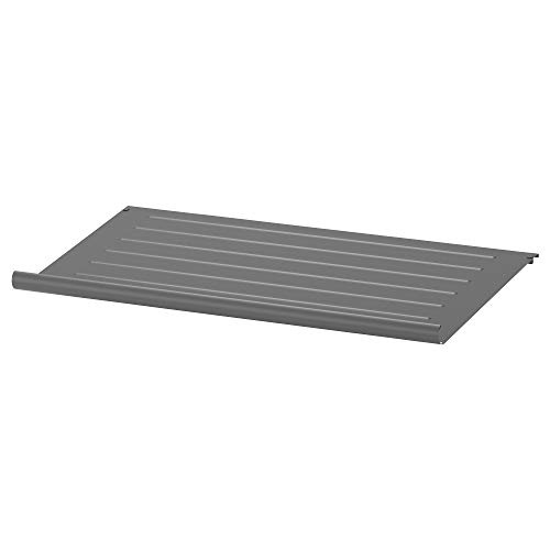 KOMPLEMENT zapatero 28x13.6x1.8' gris oscuro