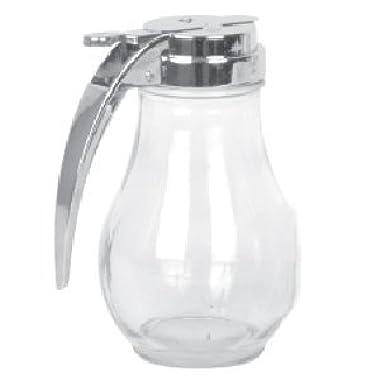 Winco G-116 Syrup Dispenser, 14-Ounce