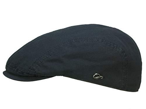 Göttmann Orlando Sportmütze mit UV-Schutz aus Baumwolle - Marine (55) - 59 cm