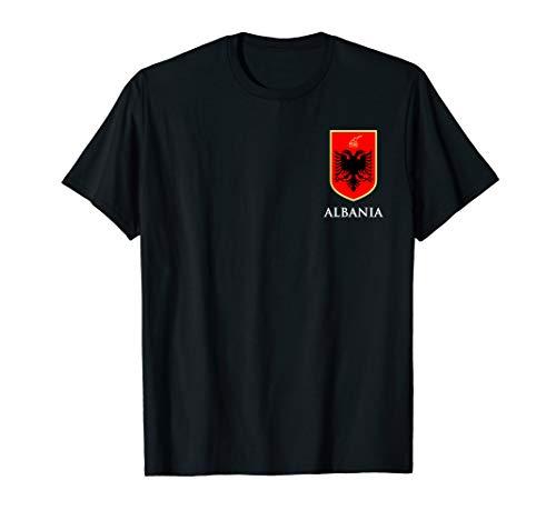 Albania Soccer Jersey - Albanian Football T-Shirt