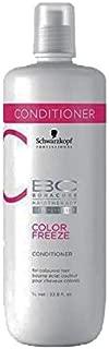 BC Bonacure COLOR FREEZE Conditioner, 33.81-Ounce