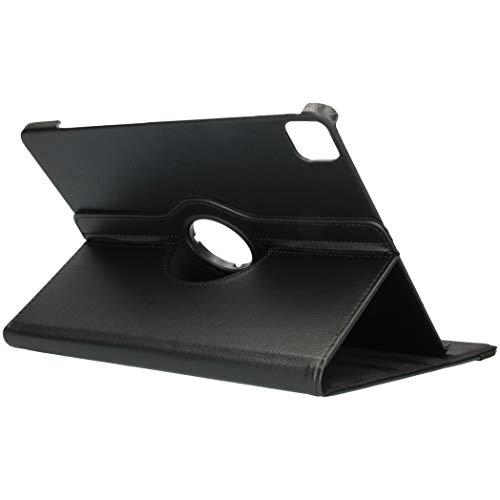 Funda iMoshion compatible con iPad Pro 12.9 (2020) - Funda protectora 360º con función atril y auto encendido / apagado - Negro