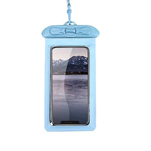Driften Waterdichte Tas Mobiele Telefoon Set Touch Screen Universele Shell Stofzuiger Case Zwemmen Duiken Vijf Kleuren 10 * 19cm XMJ