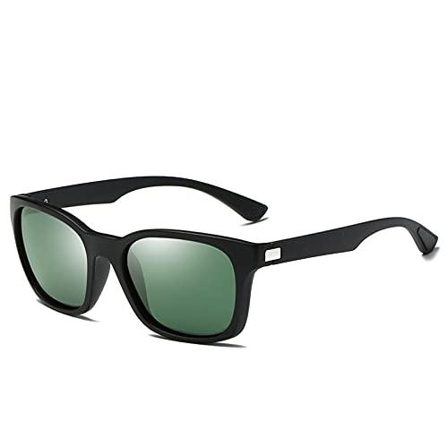 LUOXUEFEI Gafas De Sol Gafas de sol para hombre Gafas de sol cuadradas para mujer Accesorios Gafas de sol de conducción unisex