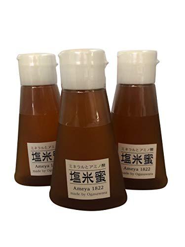 ミネラルとアミノ酸 塩米蜜200g(Brix70) ×3本