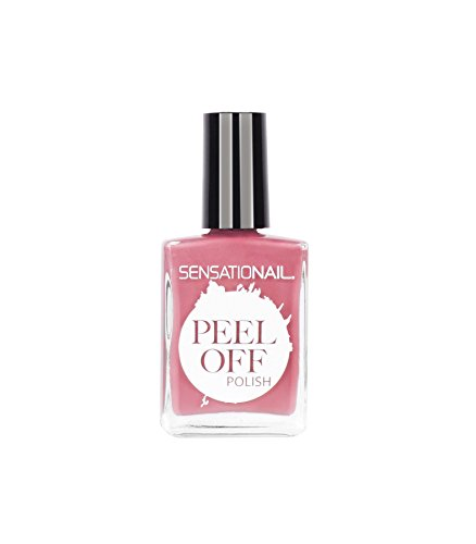SensatioNail Peel off plum-p it up, 1 Stück