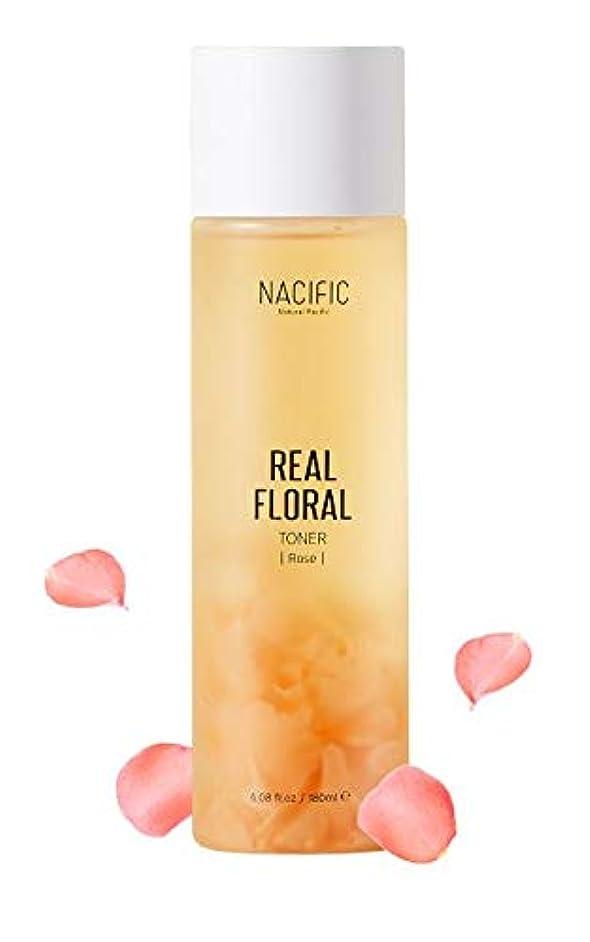コメンテーター許容電話をかける[Nacific] Real Floral Toner(Rose) 180ml /[ナシフィック] リアル フローラル トナー(ローズ) 180ml [並行輸入品]