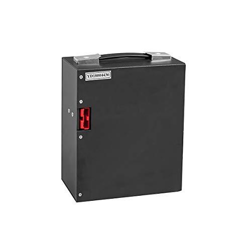 newpo Lithium-Ionen-Batterie   HxBxT 211 x 174 x 87 mm   48 Volt   10 Ah