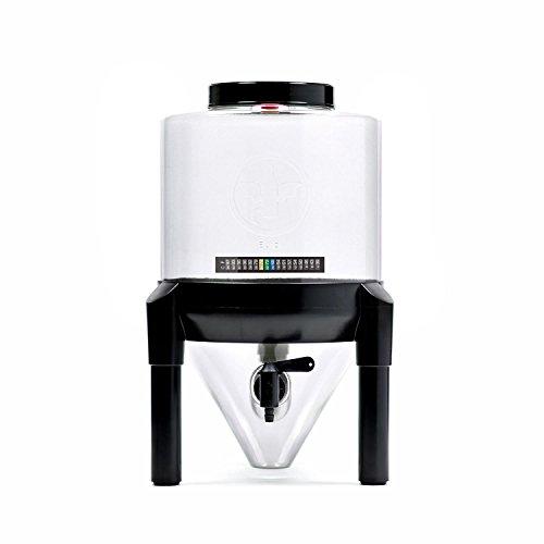 BrewDemon Small-Batch Conical Fermenter (2.25 Gallons)