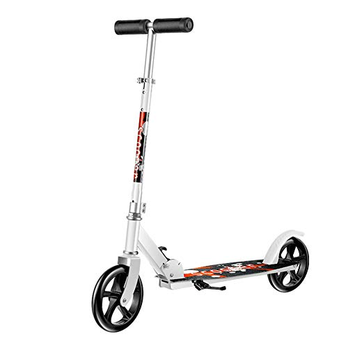monopattino elettrico ecy mobile Scooter per Adulti con Freno a Mano a Disco