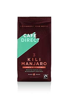 Cafédirect Cafédirect Fairtrade Whole Bean Arabica Coffee