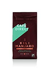 Strength 3 - Medium 100% Arabica Coffee Beans Fairtrade and sourced directly from smallholder farms Dark chocolate notes with a syrupy body Great Taste Award - Gold 2010