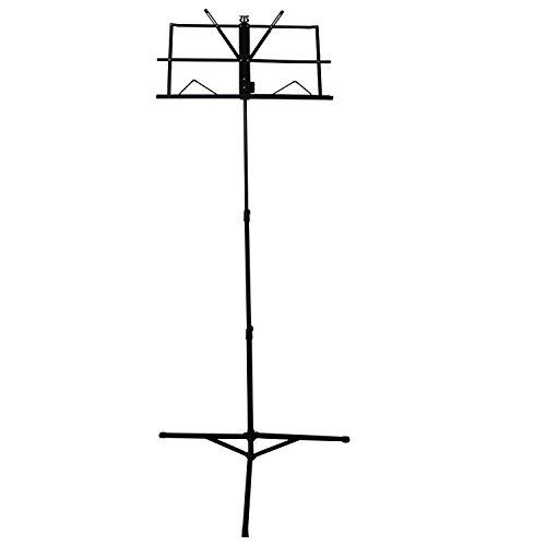 Atril Portátil (68-102 cm) con bolsa de transporte CAHAYA, Soporte para partituras...
