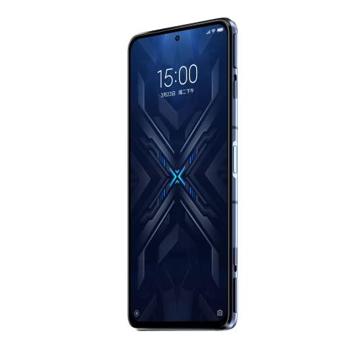 "Black Shark 4 [5G] - Smartphone 12+256GB, Pantalla 144Hz 6,67"", Snapdragon 870, 48MP Triple Cámara, Batería 4500mAh, LPDDR5 RAM + UFS3.1 Storage, Gris..."