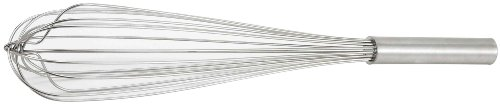 Winco Stainless Steel French Whip, 24-Inch, 1