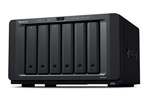 Preisvergleich Produktbild Synology DS1618+(8G) 6-Bay 60TB Bundle mit 6X 10TB IronWolf ST10000VN0008
