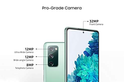 Samsung Galaxy S20 FE 5G (Cloud Green, 8GB RAM, 128GB Storage)