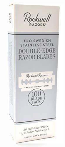 100 Rockwell Rasierklingen