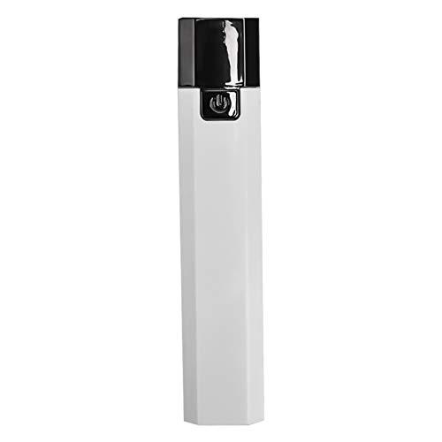 TENKY Mini Linterna Portátil Ultra Brillante Multifunción Linterna de Foco Alto Luz de Flash de Carga USB para Emergencias